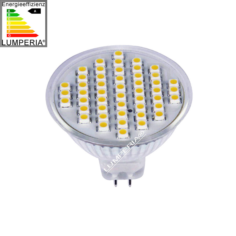 LED Spot GU5.3 MR16 48-SMD