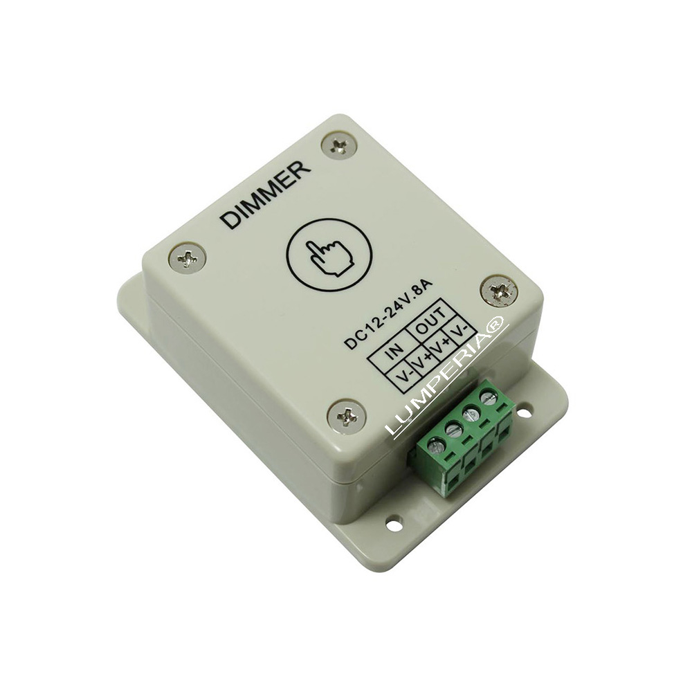 LED Dimmer Touch 8A 12V/24V