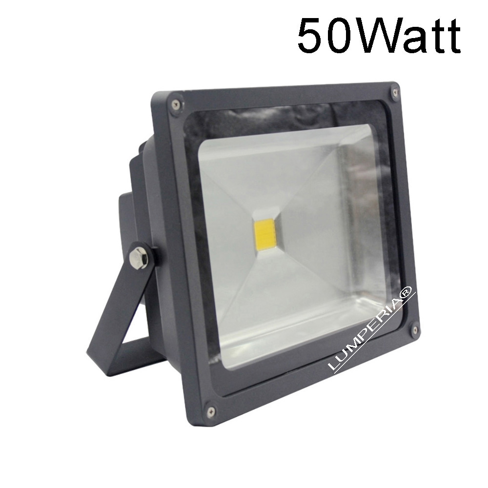 led fluter 50w 230v 50 watt 3750 lumen warmwei. Black Bedroom Furniture Sets. Home Design Ideas